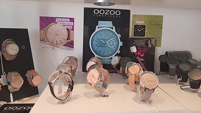 Vente de montres Oozoo à Tournai